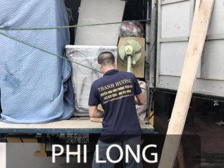 Phi Long cho thuê xe tải chở hàng giá rẻ tại phố Phủ Doãn