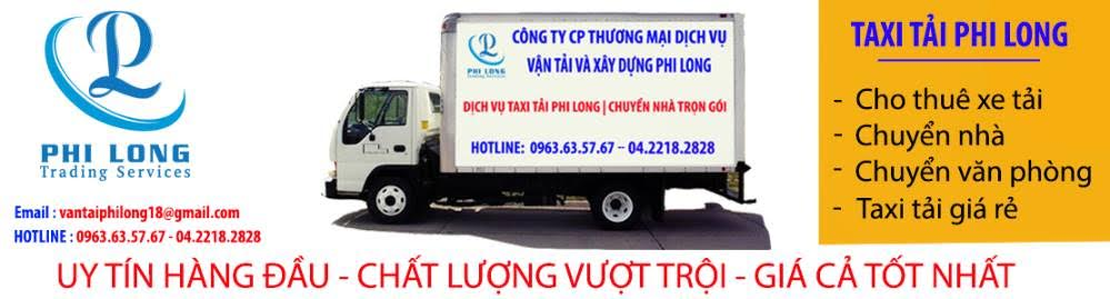Taxi tải Phi Long tại phố Hàng Da