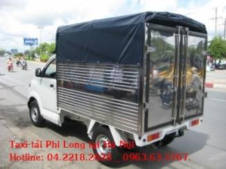 Dịch vụ cho thuê xe tải Phi Long tại đường Phùng Hưng