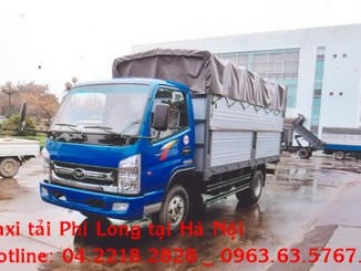 Phi Long cho thuê xe tải chở hàng uy tín tại phố Trần Hữu Tước