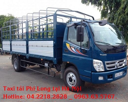 Cho thuê xe tải uy tín tại đường Phùng Hưng