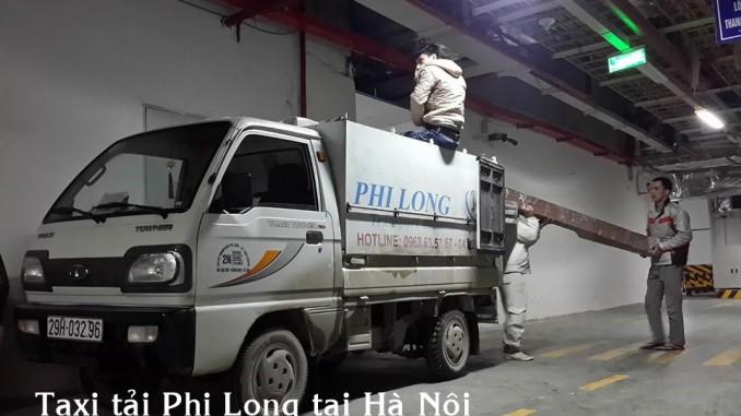 Phi Long cho thuê xe tải chuyên nghiệp nhất tại phố Nguyễn Khuyến