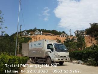Nhận chở hàng thuê giá rẻ tại ngõ Thông Phong