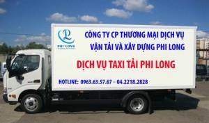 Dịch vụ vận chuyển Phi Long
