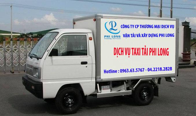 Taxi tải giá rẻ tại thành phố hà nội