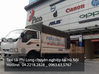 Cho thuê xe tải chuyên nghiệp tại quận Đống Đa