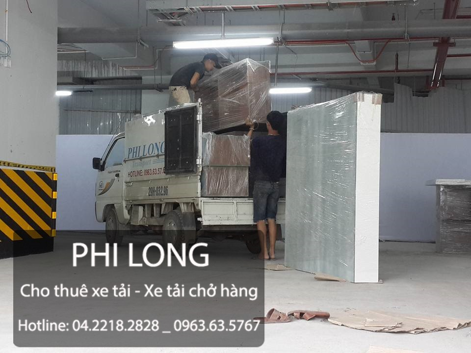 Thuê xe vận chuyển Phi Long tại Hà NộiThuê xe vận chuyển Phi Long tại Hà Nội