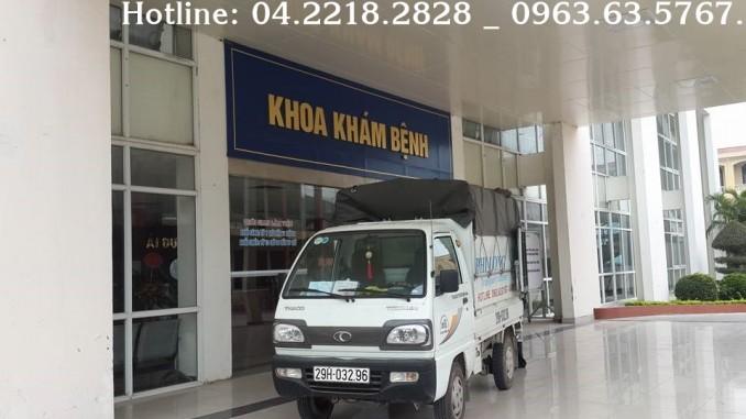 Công ty vận tải Phi Long chuyên cung cấp cho thuê xe tải tại phố Phạm Hồng Thái
