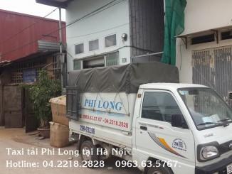 Cho thuê xe tải chở hàng giá rẻ tại phố Triệu Việt Vương