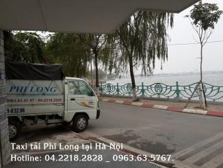Cho thuê xe tải chở hàng giá rẻ tại phố Đặng Văn Ngữ