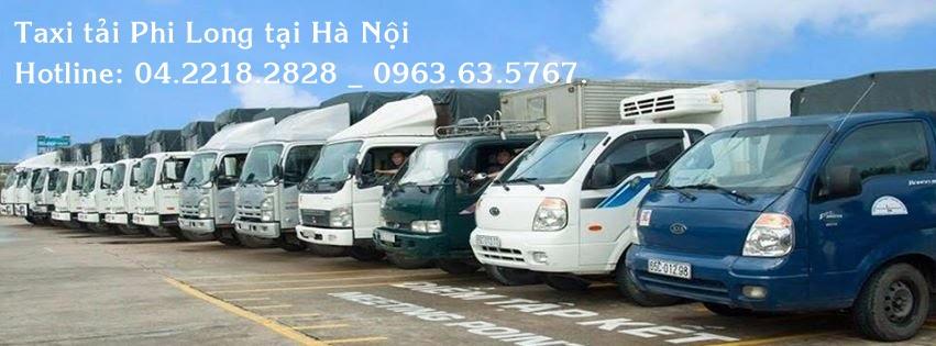 Cho thuê xe tải uy tín tại đường Yên Xá