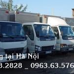 Phi Long cho thuê xe tải chở hàng tại phố Nguyễn Công Trứ