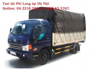 Dịch vụ taxi tải Phi Long tại phố Lạc Trung
