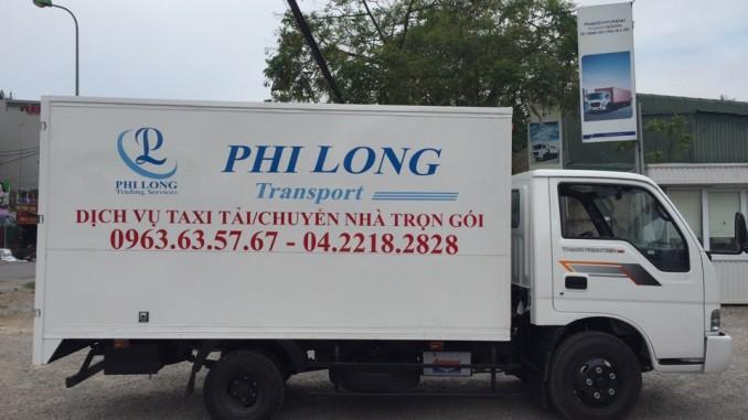 Cho thuê xe tải chuyên nghiệp tại phố Chính Kinh