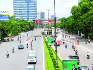 Dịch vụ taxi tải giá rẻ tại phố Hoàng Minh Giám