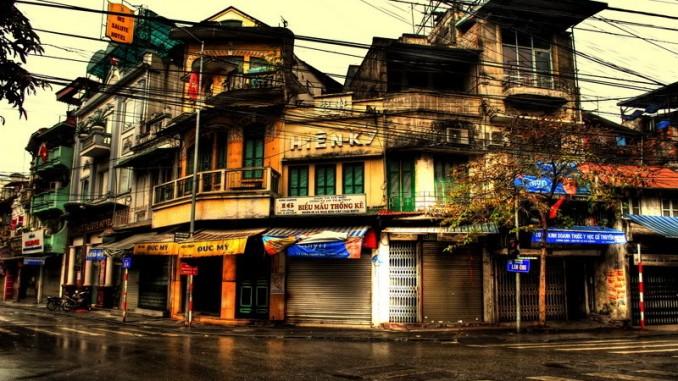 Dịch vụ taxi tải giá rẻ tại phố Giải Phóng