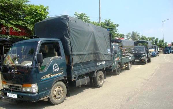 Cho thuê xe tải uy tín phố Bùi Xương Trạch