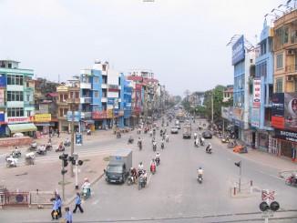 Cho thuê xe tải chuyên nghiệp tại phố Nghĩa Tân