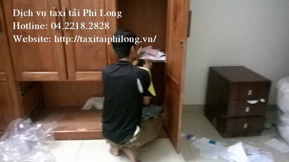 Cho thuê xe tải giá rẻ tại phố Thanh Xuân Bắc