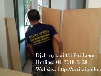 Cho thuê xe tải chuyên nghiệp tại phố Yên Hòa