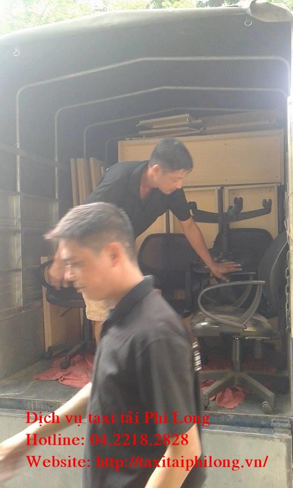 Cho thuê xe tải chuyên nghiệp tại phố Triều Khúc