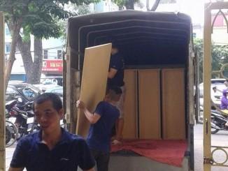 Dịch vụ taxi tải uy tín đường Hồ Mễ Trì