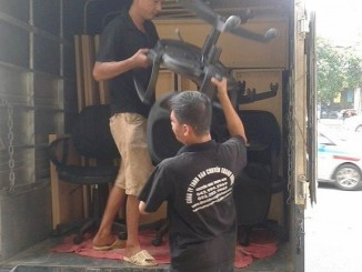 Cho thuê xe tải tại phố Kim Ngưu