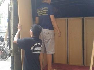 Chuyển nhà trọn gói tại phố Ngọc Thụy