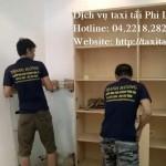 Cho thuê xe tải chuyên nghiệp tại phố Vũ Phạm Hàm
