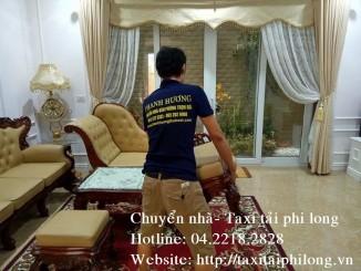 Taxi tải Phi Long chuyên nghiệp trong từng dịch vụ