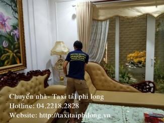 Cho thuê xe tải giá rẻ tại phố Dương Quảng Hàm