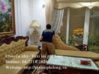 Dịch vụ taxi tải chuyên nghiệp tại phố Dịch Vọng