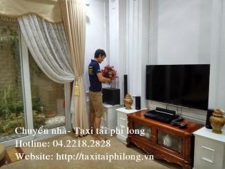 Cho thuê xe tải giá rẻ tại phố Dịch Vọng