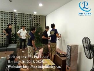 Cho thuê xe tải giá rẻ tại phố Mạc Thái Tông