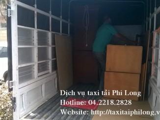 Cho thuê xe tải giá rẻ tại phố Quan Nhân