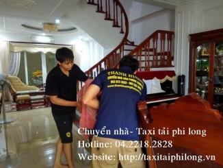 Dịch vụ taxi tải giá rẻ tại phố Thành Thái