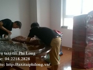 Dịch vụ taxi tải chuyên nghiệp tại phố Nguyễn Thị Định