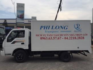 Cho thuê xe tải uy tín tại phố Nguyễn Khánh Toàn
