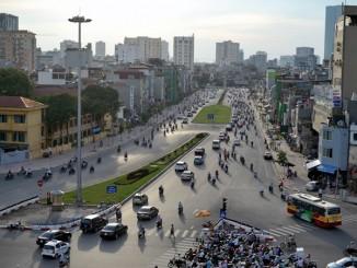 Dịch vụ taxi tải chuyên nghiệp tại phố Chùa Hà