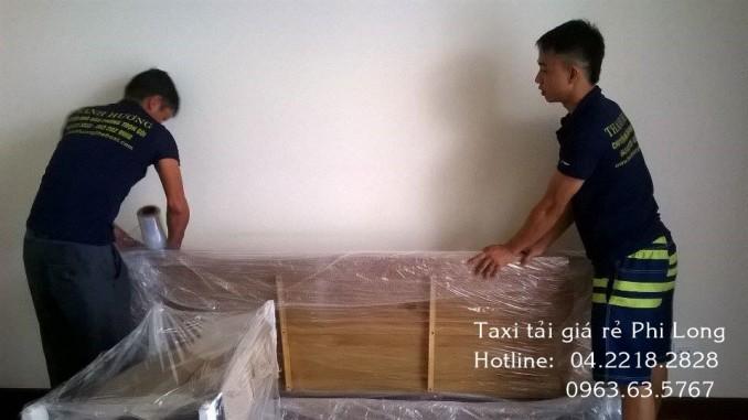 Dịch vụ taxi tải chuyên nghiệp tại phố Nguyễn Văn Huyên