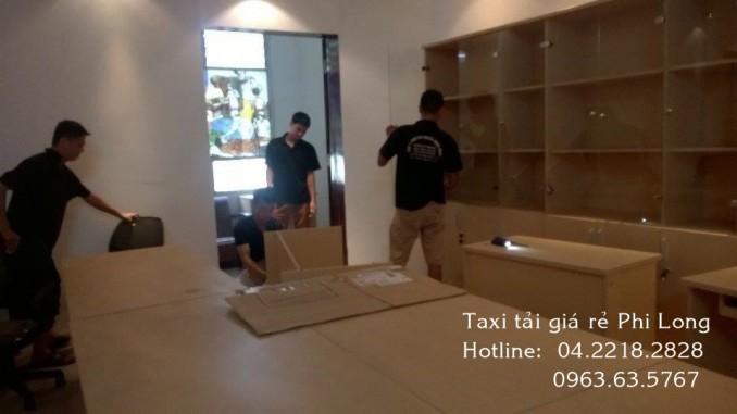 Dịch vụ taxi tải chuyên nghiệp tại phố Đặng Thùy Trâm
