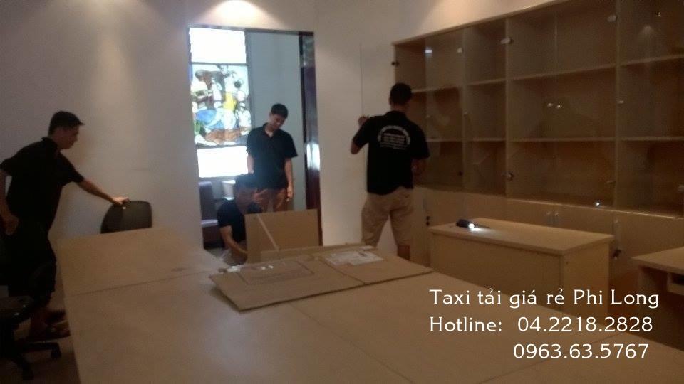 Thanh Hương chuyển nhà chuyên nghiệp phố Hồ Tùng Mậu
