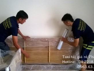 Dịch vụ taxi tải chuyên nghiệp tại Phố Trần Cung