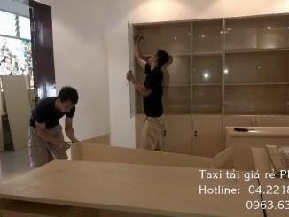 Phi Long dịch vụ taxi tải giá rẻ tại đường Lê Đức Thọ