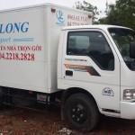 Cho thuê xe tải giá rẻ tại phố Đồng Nhân