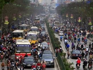 Cho thuê xe tải chuyên nghiệp tại Xuân Thủy