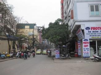 Dịch vụ taxi tải chuyên nghiệp tại đường Cầu Giấy