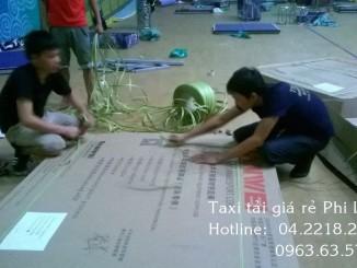 Dịch vụ taxi tải chuyên nghiệp làng Cốm Vòng