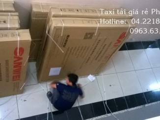 Dịch vụ taxi tải chuyên nghiệp phố Dịch Vọng Hậu