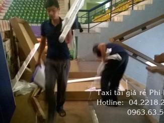 Cho thuê xe tải chuyên nghiệp phố Dịch Vọng Hậu